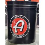 Adam's 5 Gallon Black Detailing Bucket