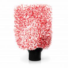 Adam's Microfiber Red Wash Mitt