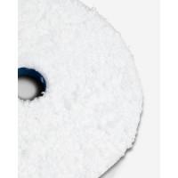 """Adam's 4"""" Blue Microfiber Cutting Pad"""