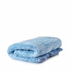 Adam's Borderless Blue Edgeless Towel