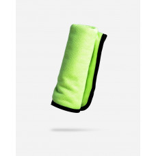 Adam's Green Microfiber Glass Scrubbing Towel